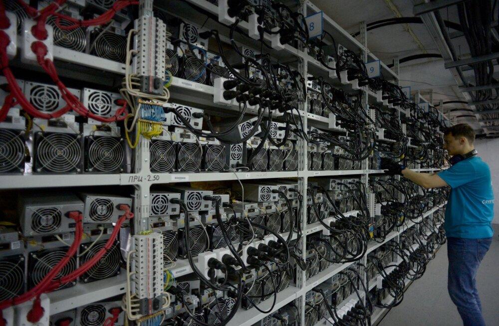 Krüptorahade kaevandajad tekitavad muret elektriohutuse alal