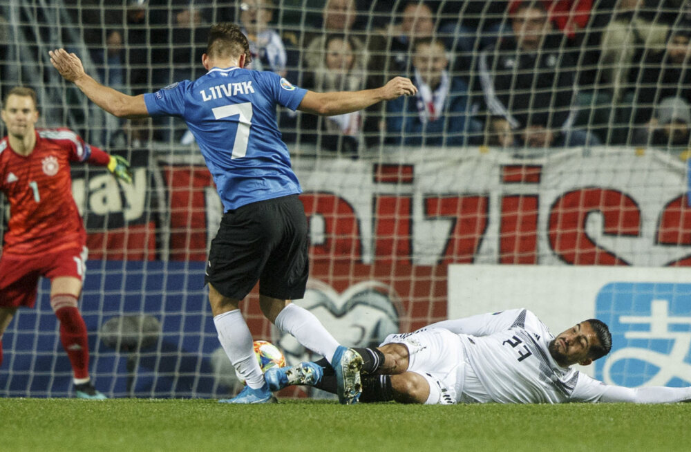 Frank Liivak: pärast 45 minutit tundus, et sellest võiks tulla Eesti jalgpalli jaoks imeline päev