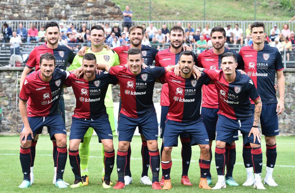 Missugune klubi on Klavanit endale ihkav Cagliari?