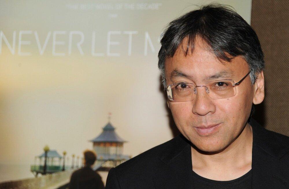 Nobeli kirjanduspreemia võitis jaapani päritolu inglise kirjanik Kazuo Ishiguro