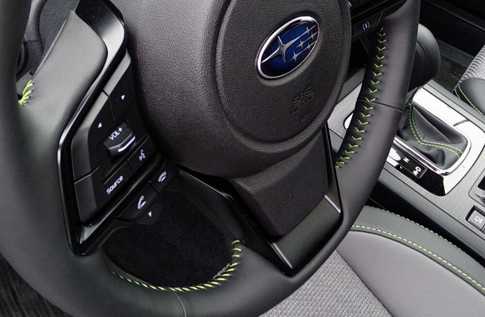 PROOVISÕIT | Konservatiivselt kaasaegne Subaru Põhjavalgus