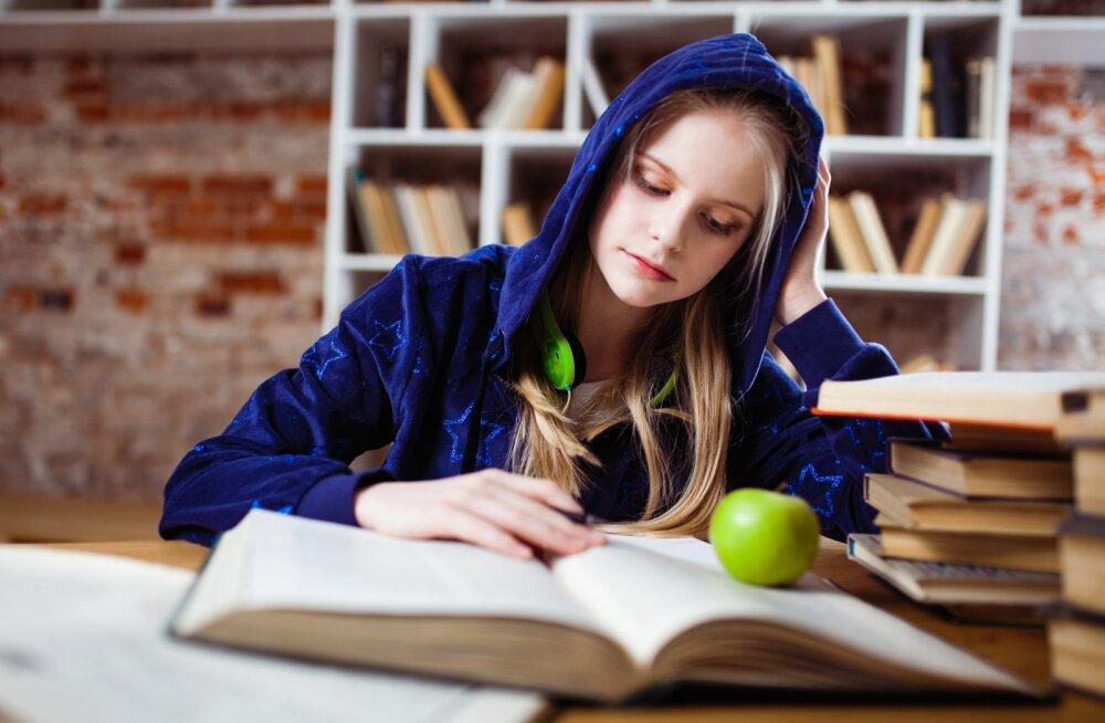 Turgutame õppureid — mida tuleb süüa, et eksamid ja arvestused edukalt tehtud saaksid?