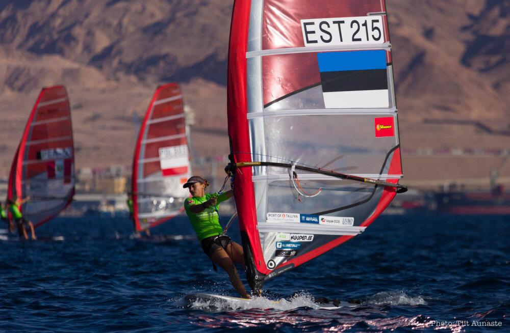 Ingrid Puusta lõpetas MM-i neljandas kümnes