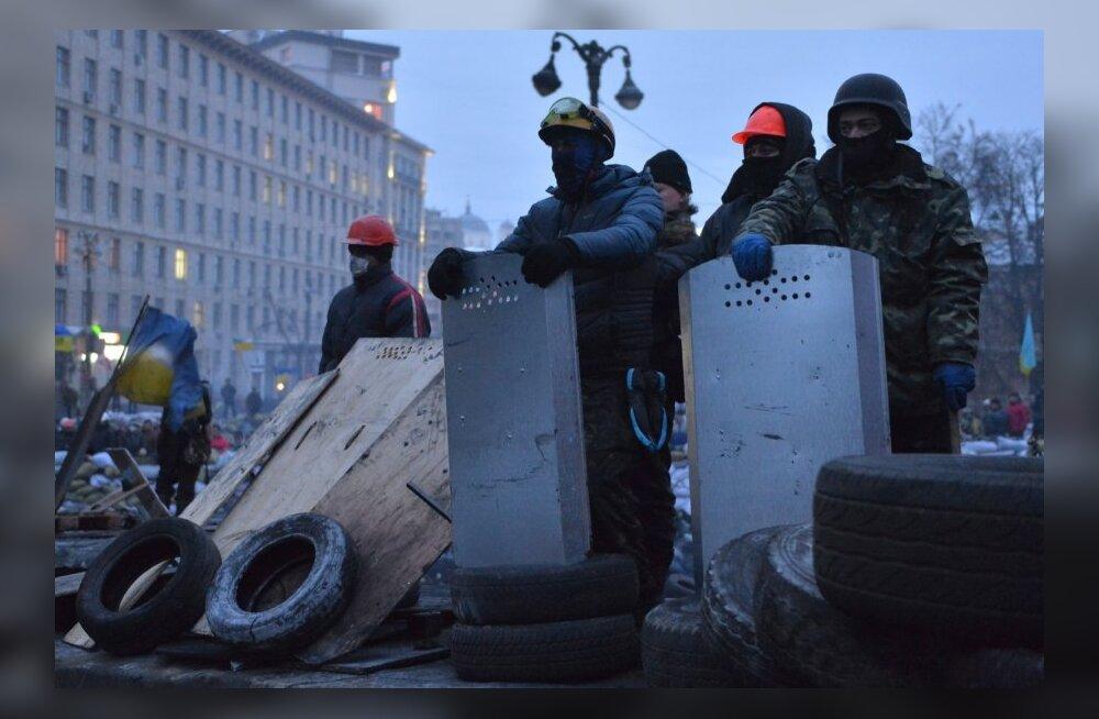Revolutsiooni näod Kiievis