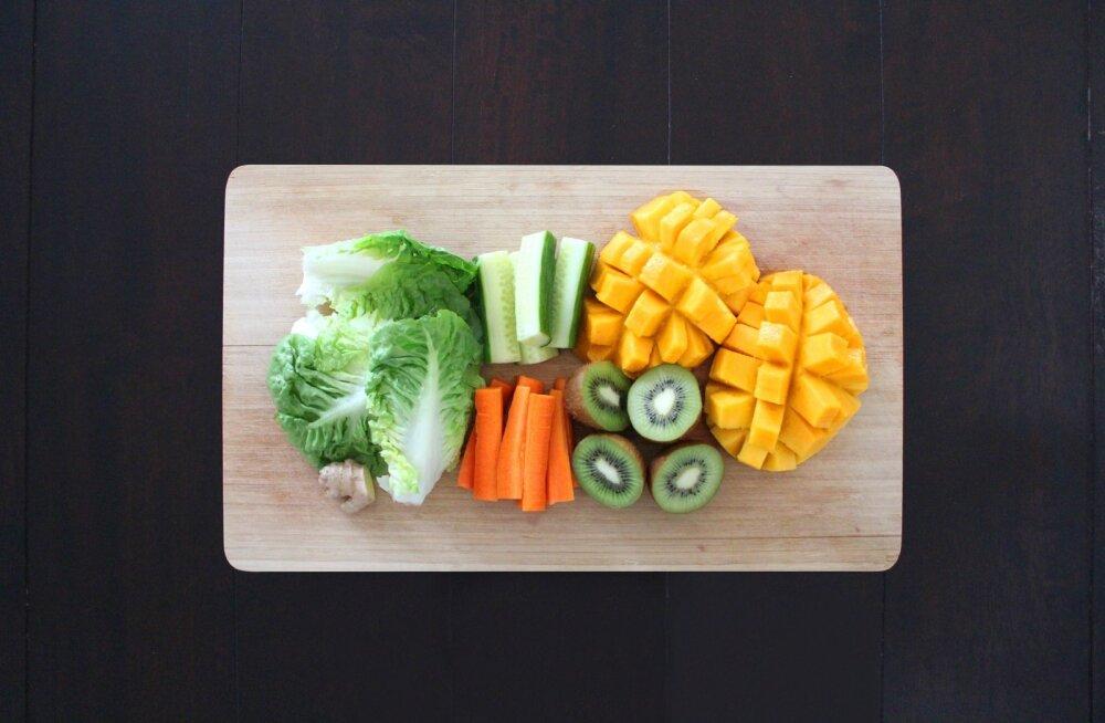 Kasulik teada! Lükkame ümber 9 müüti vegantoitumise kohta