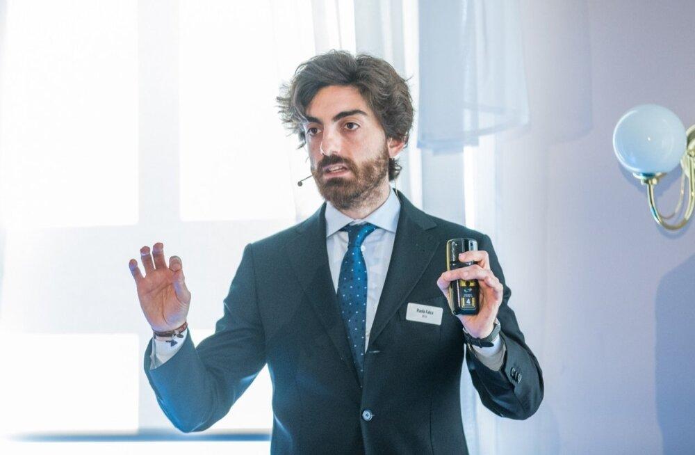 OECD tööhõive, tööturu ja sotsiaalasjade direktoraadi tööturuanalüütik Paolo Falco