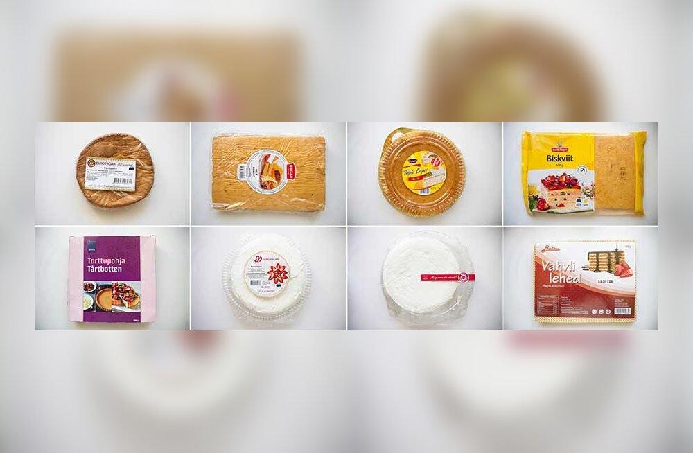 Какие у нас продаются основы для тортов, как их использовать, и какие у них недостатки