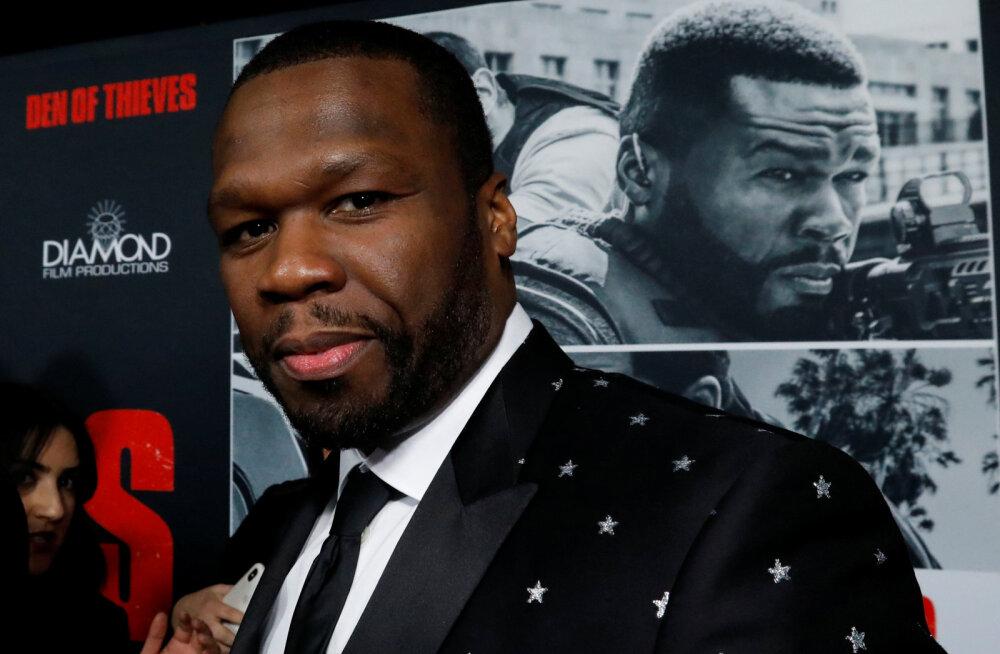 Unistuste maja! 50 Cent müüb oma hiiglaslikku ööklubi ja teatriga villat