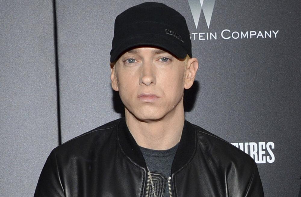 Kaastunne Eminemile! Räppari isa suri vaid 67-aastasena