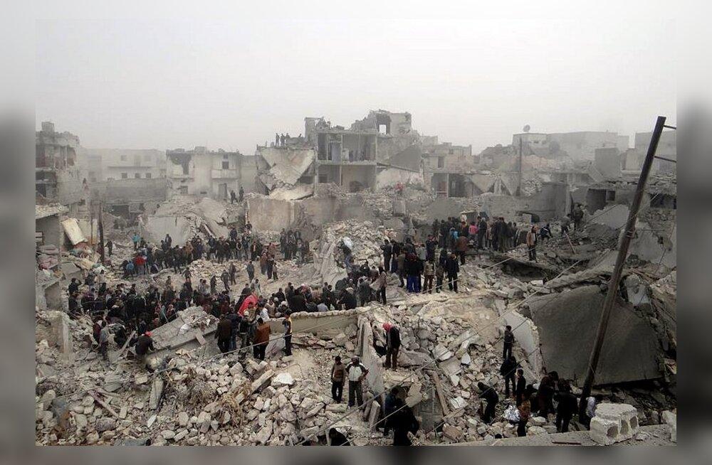 ÜRO hoiatab: Süüria põgenike arv võib aasta lõpuks kasvada ühelt miljonilt kolmele