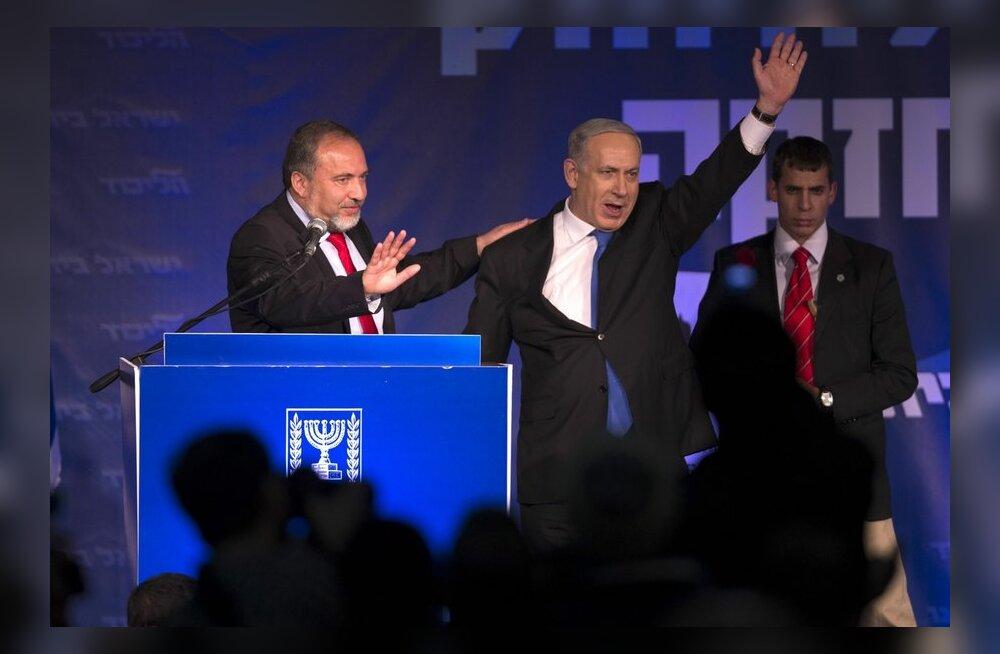Iisraeli uue valitsuse prioriteediks saab Iraani takistamine tuumarelva omandamisel