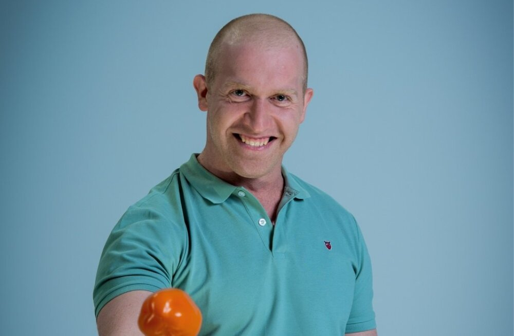 Erik Orgu, köögiviljad