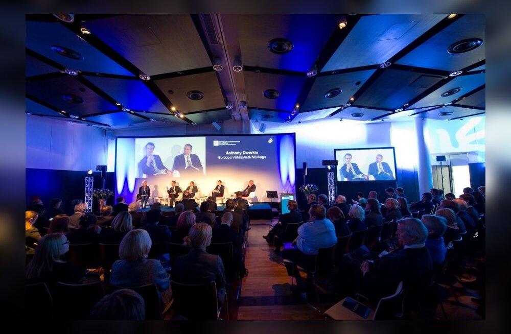 VAATA OTSE: Tallinnas toimub inimõiguste aastakonverents