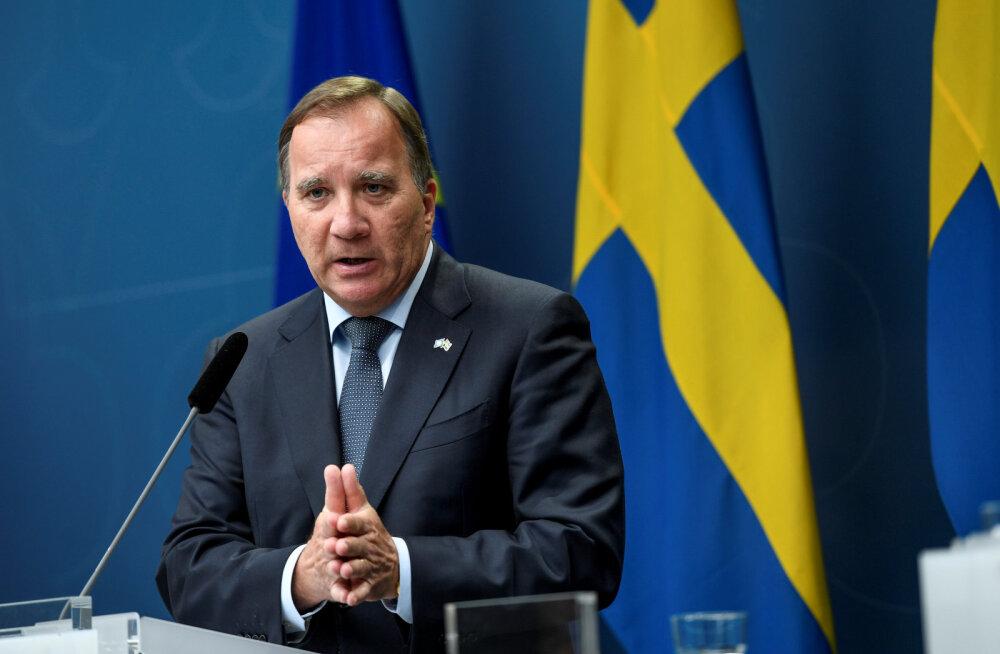 Rootsi peaminister Löfven usub riigi koroonastrateegiasse 5000 surnust hoolimata