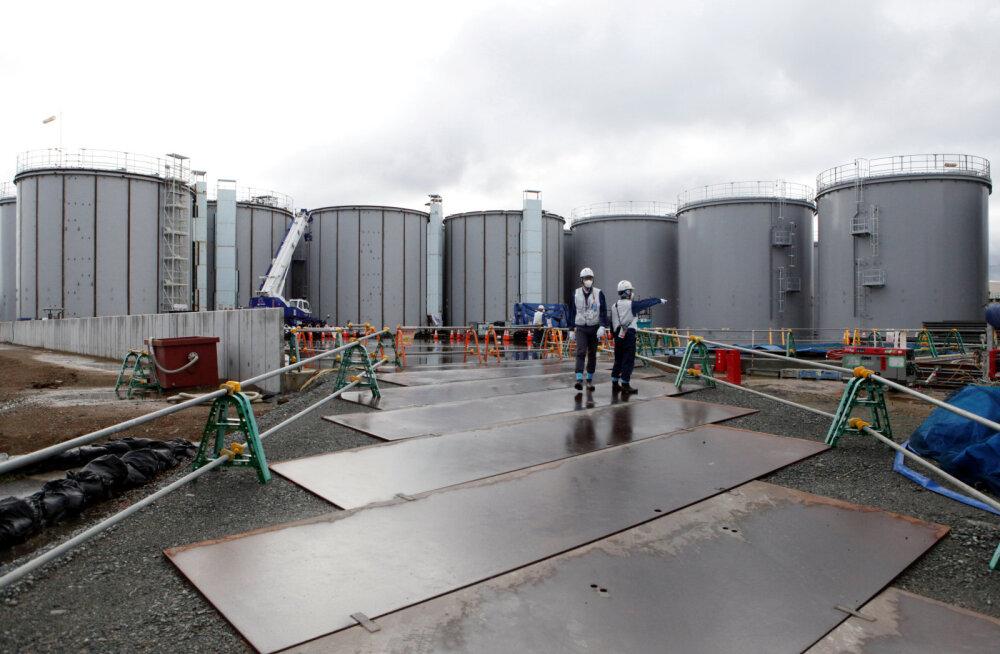 """Япония сольет радиоактивную воду с АЭС """"Фукусима"""" в море"""