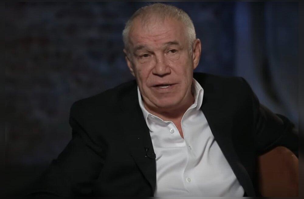 """Сергей Гармаш со скандалом покинул театр """"Современник"""""""