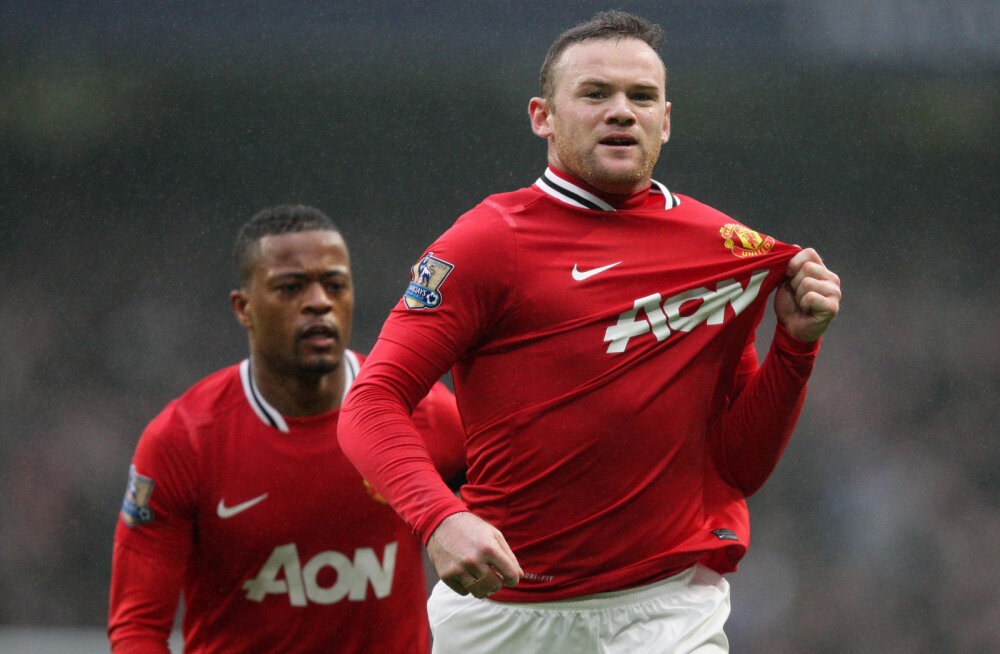 Wayne Rooney teatas mängijakarjääri lõpetamisest
