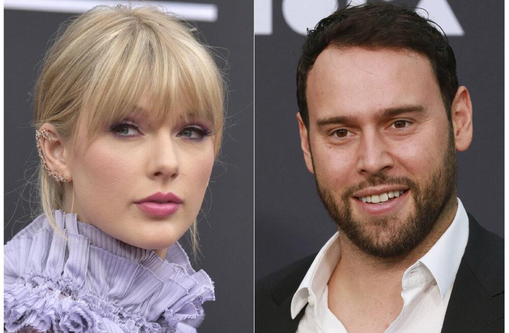 Tõeline niiditõmbaja: mis on lahti Taylor Swifti skandaalse mänedžeriga?