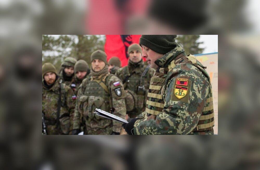 В Латвии скончался раненный на полигоне в Адажи албанский военнослужащий