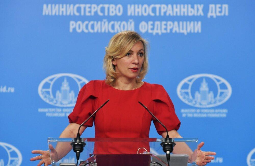 Maria Zahharova