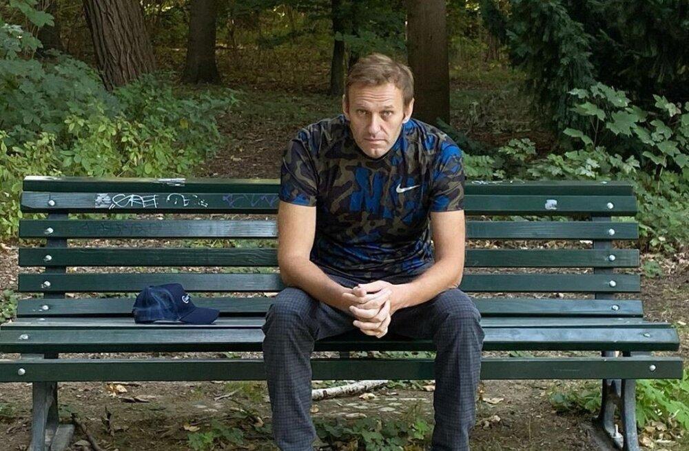 Журналист Spiegel о встрече с Навальным: руки еще трясутся, но он много шутит
