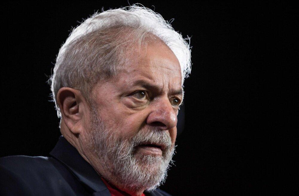 Brasiilia ülemkohtu otsus võib tuhanded inimesed vanglast vabastada, sealhulgas endise presidendi