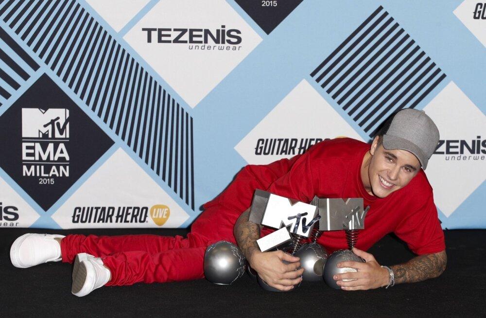 ITALY-MTV-AWARDS/