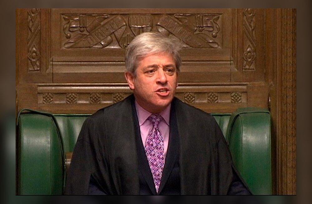 Briti alamkoja spiiker: Suurbritannia peaks Eesti eeskujul e-hääletuse kasutusele võtma