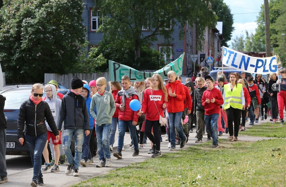 Пыхья-Таллинн ищет 20 вожатых для летнего лагеря