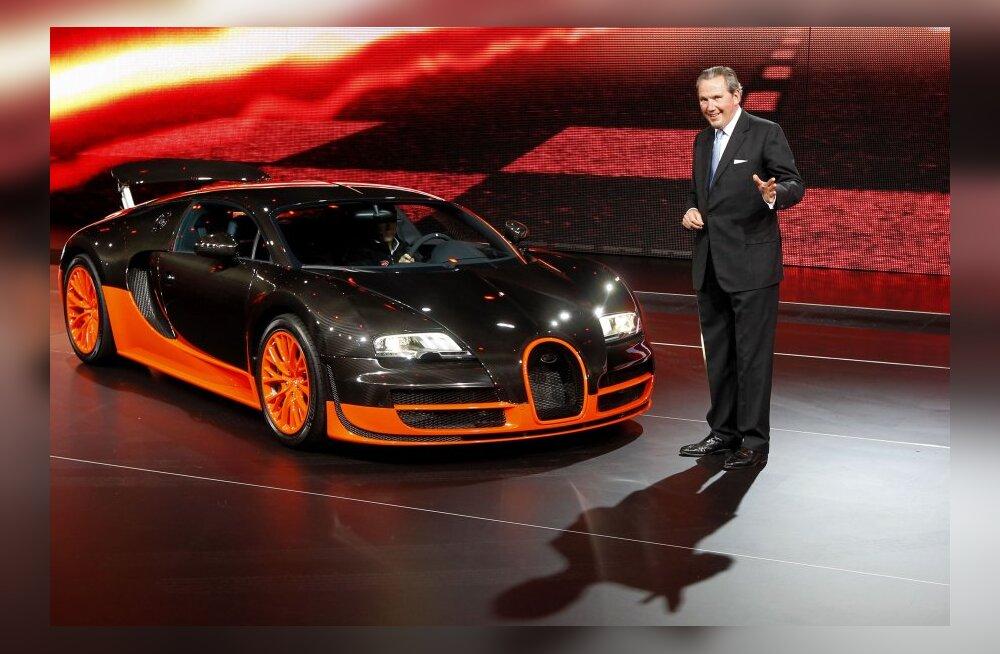 Kümme autot, mis sõid tootjatelt 20 miljardit eurot