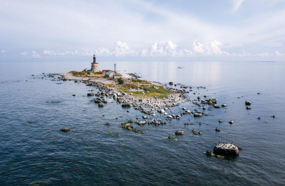 Keri saar ootab rahva kaasabi: tarvis läheb kõike - kummipaadist seinavärvini
