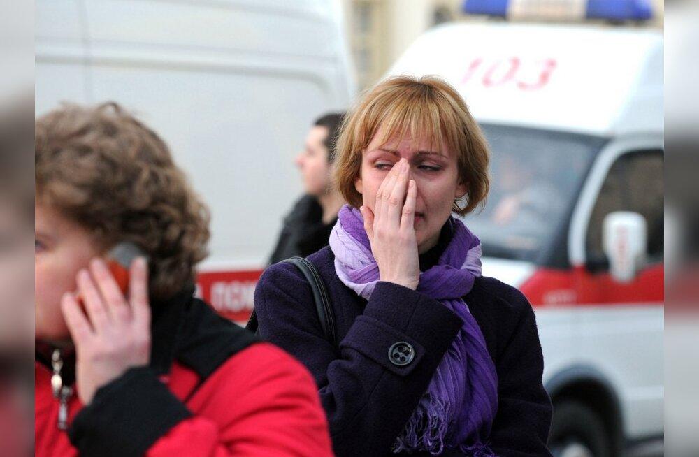 FOTOD: Minski metroos toimus võimas plahvatus, vähemalt 11 inimest surnud