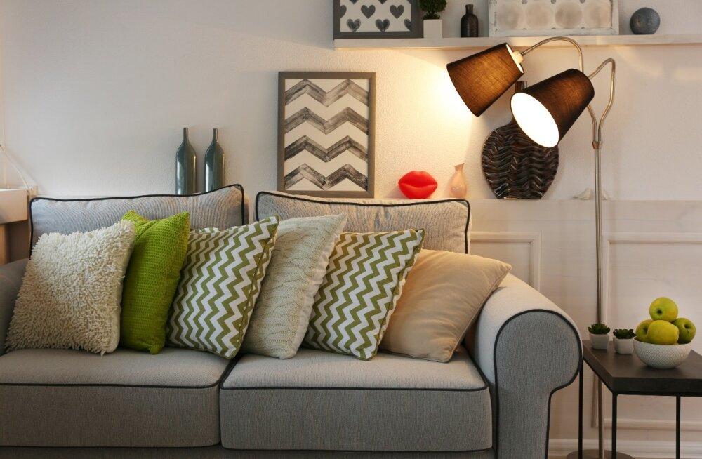 Kuidas hooldada ja puhastada pehmet mööblit?