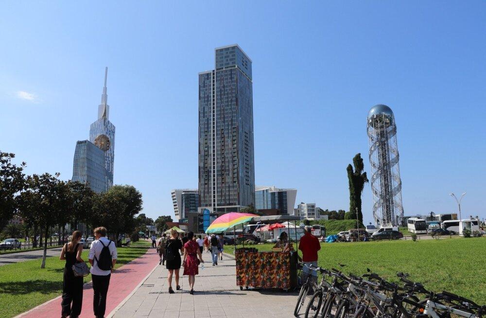 Batumi linnavaated