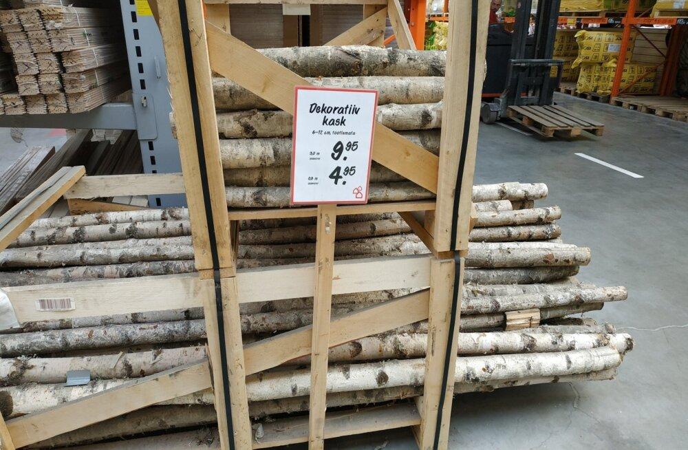 Mida hinnalisemateks toodeteks me puitu väärindame, seda vähem peame raiuma. Küsimus on selles, kas ja kui palju leidub ostjaid