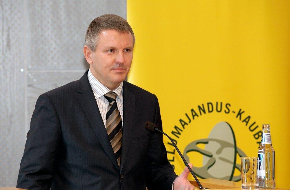 Eesti Gaasi hakkab juhtima endine põllumajandusministeeriumi kantsler