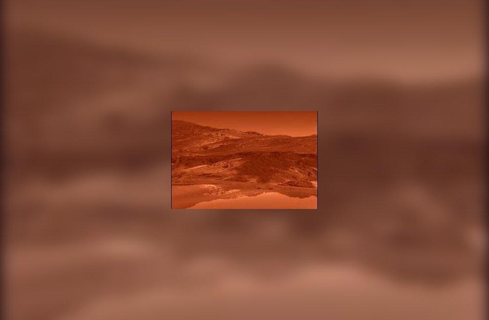 """Saturni suurima """"kuu"""" Titani pinna all peitub ookean"""