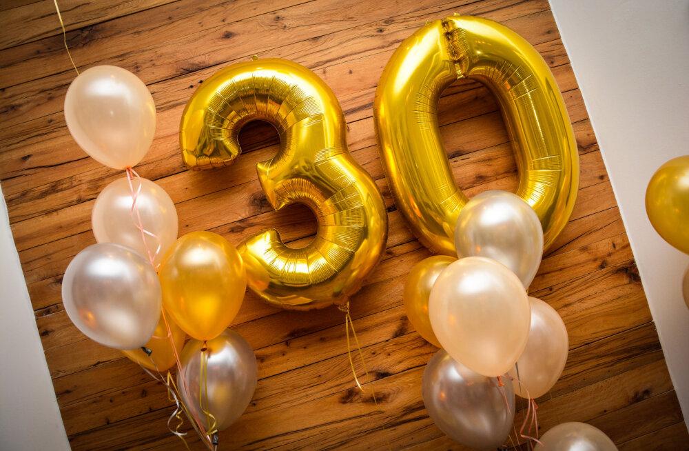 Kui kardetud 30. eluaasta hakkab lähemale jõudma, on tarvis mõnest asjast ja mõtteviisist lahti lasta