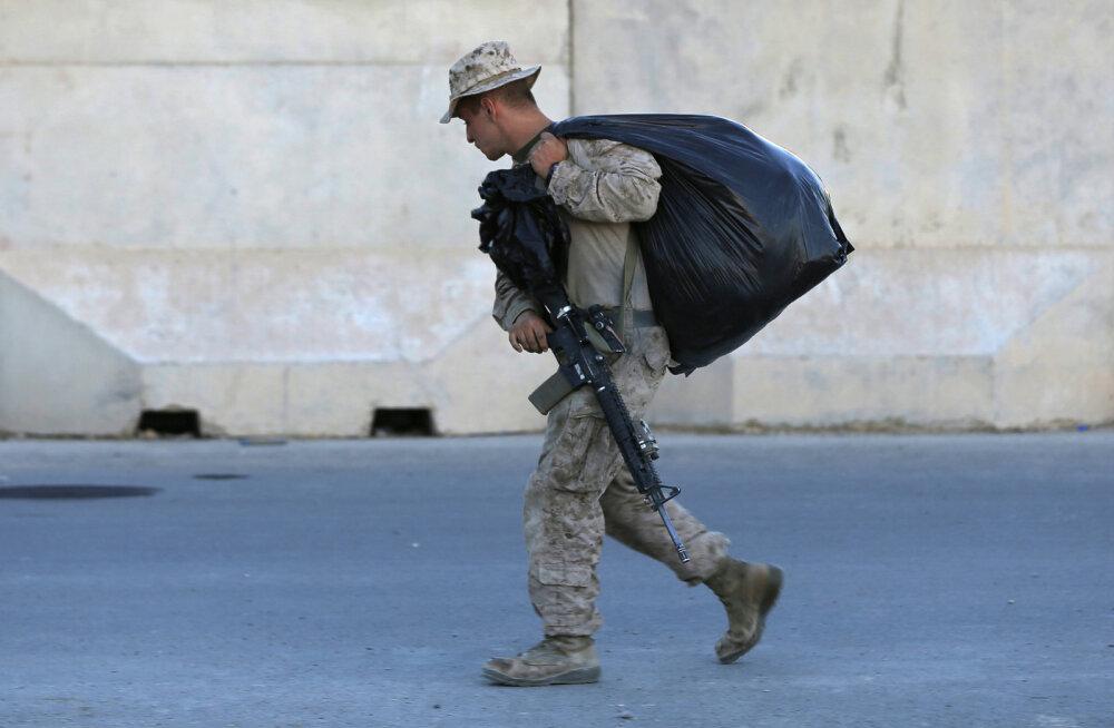 Trump plaanib hakata ka Afganistanist vägesid välja tooma