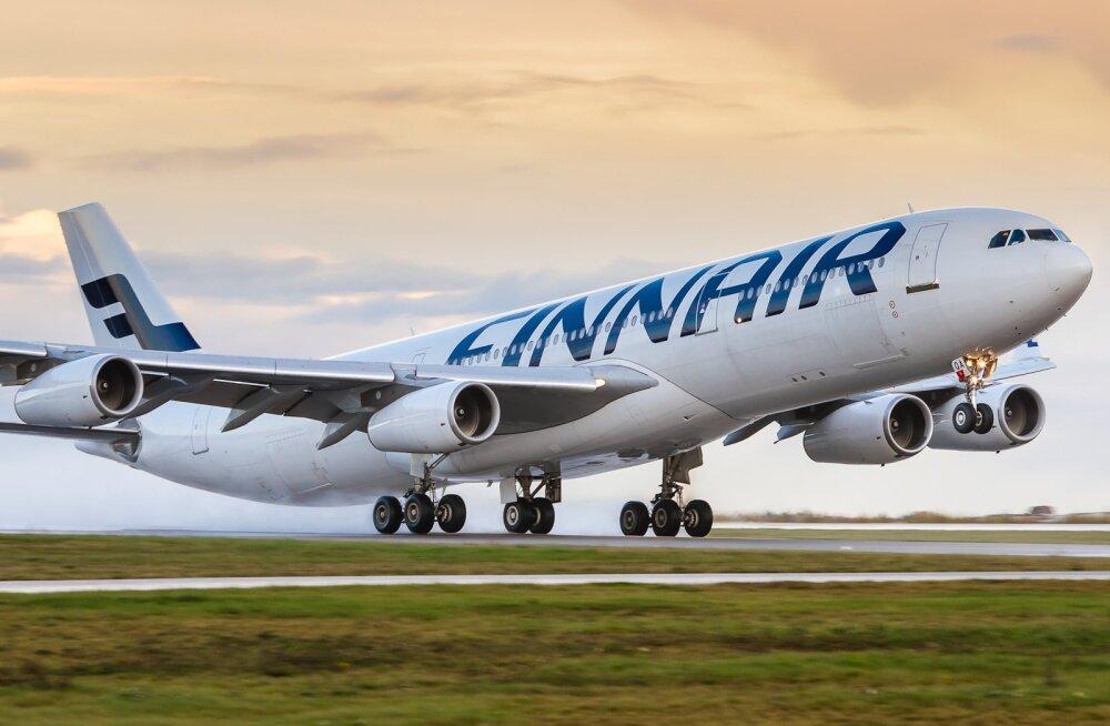 В Китае Finnair названа лучшей европейской авиакомпанией
