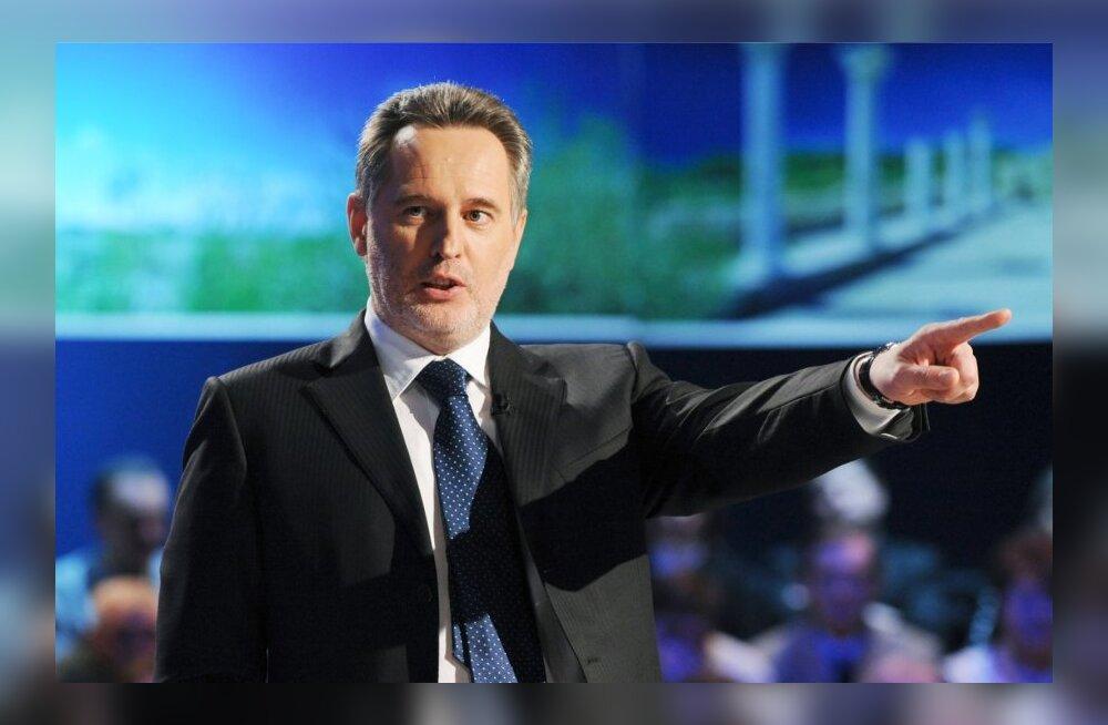 Viinis vahistati Eestiski äri ajav Ukraina üks rikkamaid mehi, gaasimiljardär Firtaš