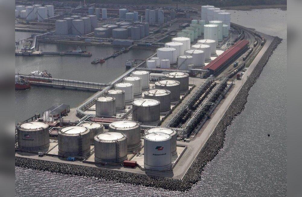 Vene leht: Severstaltrans müüb oma Eesti naftakompleksi