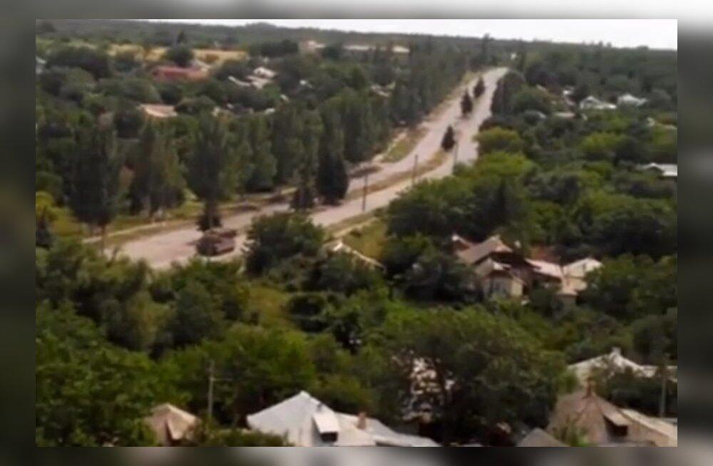 VIDEO: Ukraina siseministri nõunik avaldas kaadrid reisilennuki allatulistamise väidetavast süüdlasest