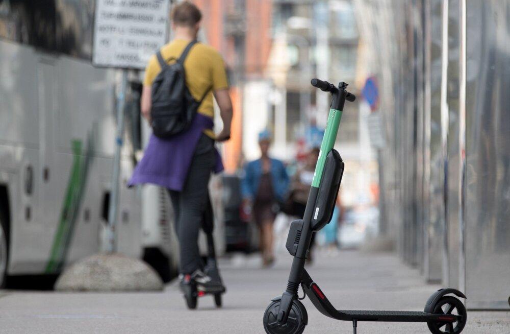 Bolt selgitab: kuidas võiks reguleerida elektritõukse liikluses?