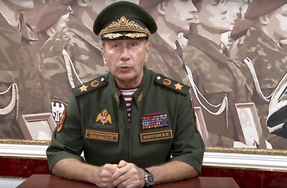 Navalnõi vastas Vene rahvuskaardi juhi duellikutsele teledebattide ettepanekuga – ohvitser lubas hiljem otsustada