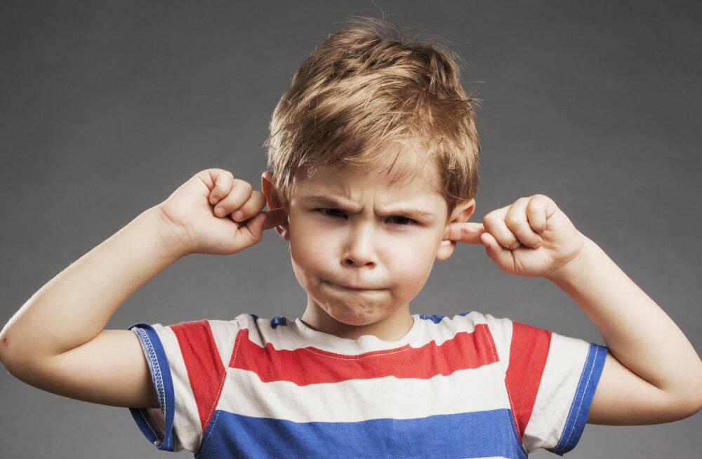 Käitumisprobleemid, konfliktsus ja agressiivsus kodus ja koolis ning sellega toimetulek