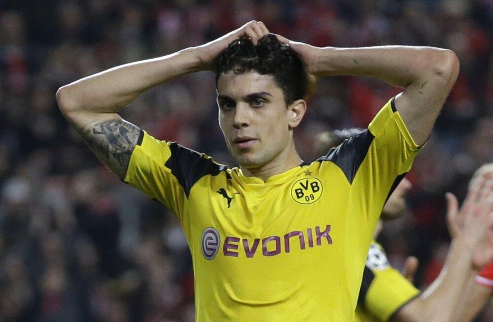 Dortmundi Borussia mängija Marc Bartra