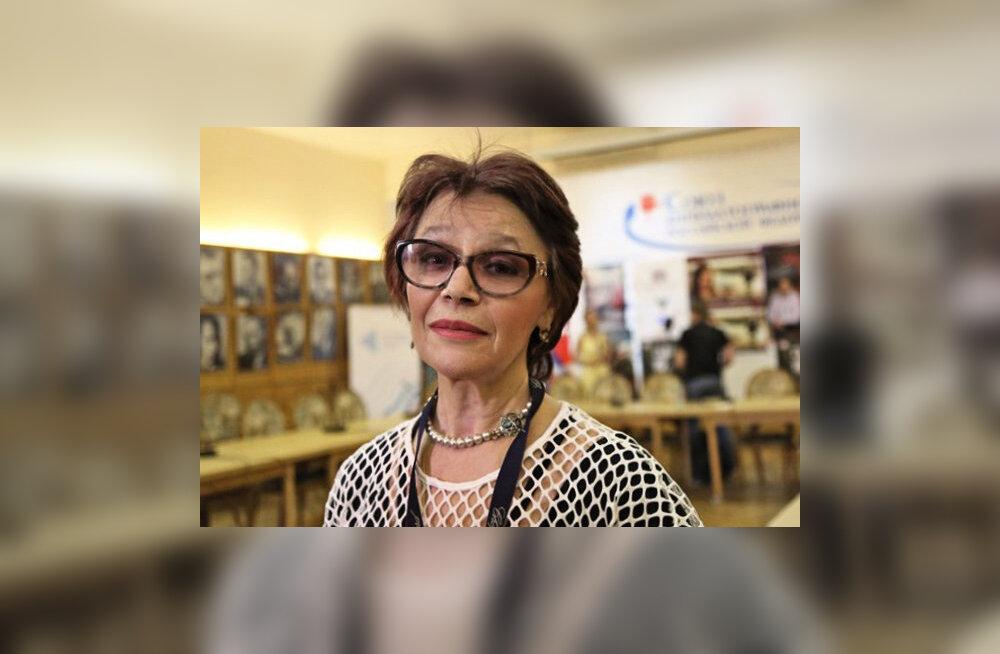 В Таллинне выступит известный российский киновед Ирина Павлова