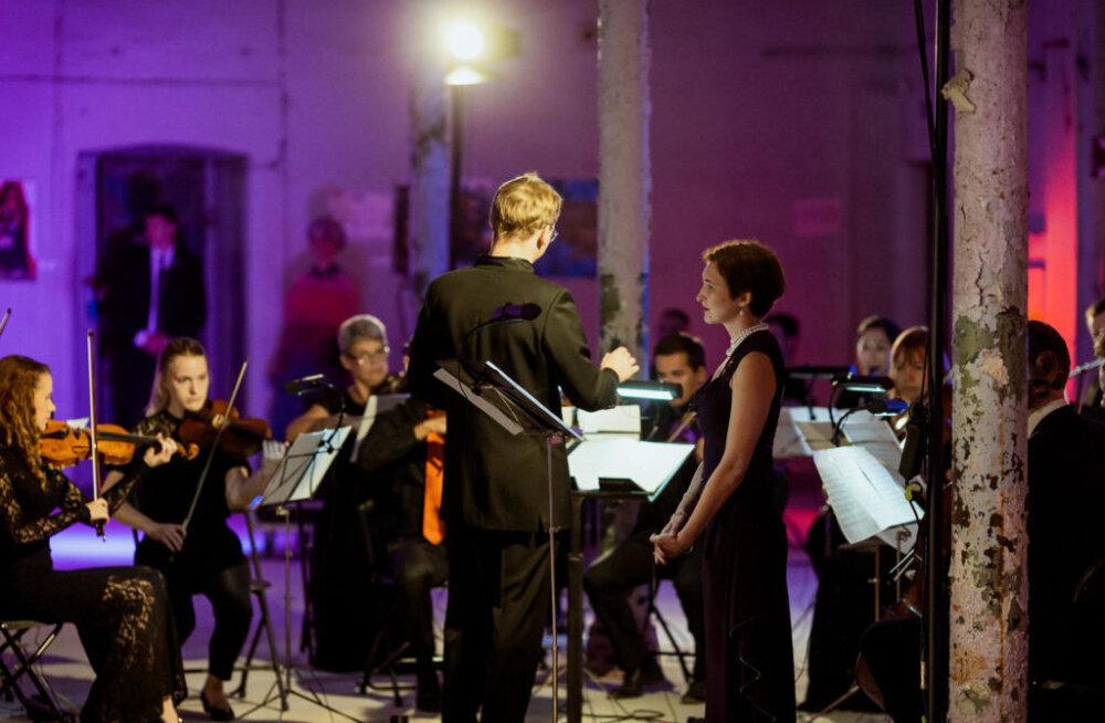 Дни оперы в Нарве опубликовали программу этого года