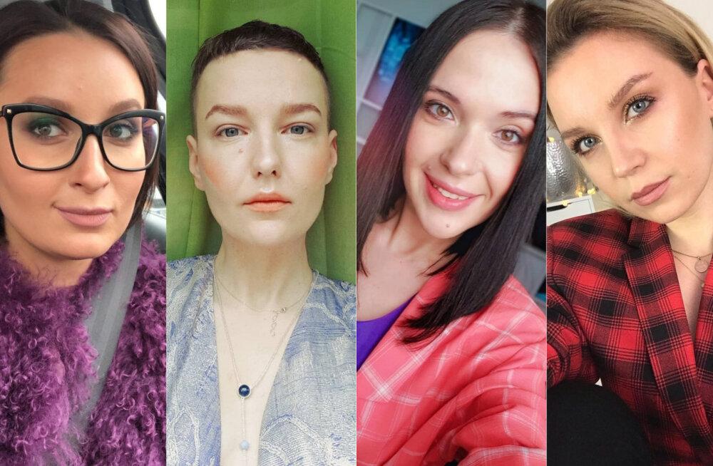 Блогерка, редакторка, дизайнерка? Известные девушки из Эстонии отвечают, готовы ли они себя так называть и что они думают о феминитивах